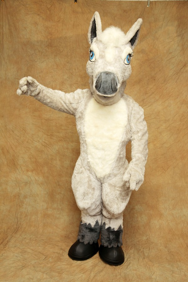 Horse mascot for sale