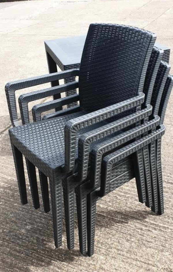 Used chairs and tables for sale