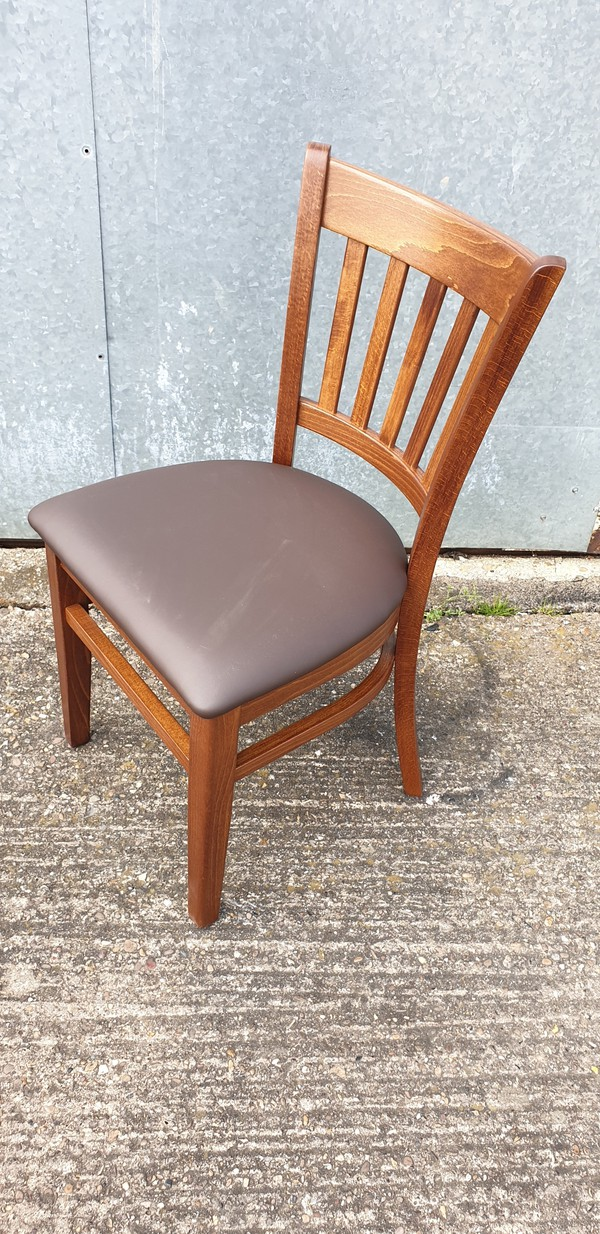 Brown Dining Chairs