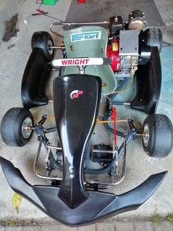 Wright Cadet Kart with Honda GX160 Engine