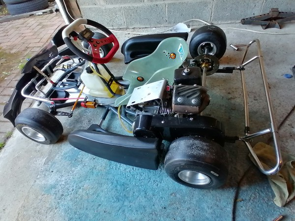 Wright Cadet Kart with Honda GX160 Engine for sale