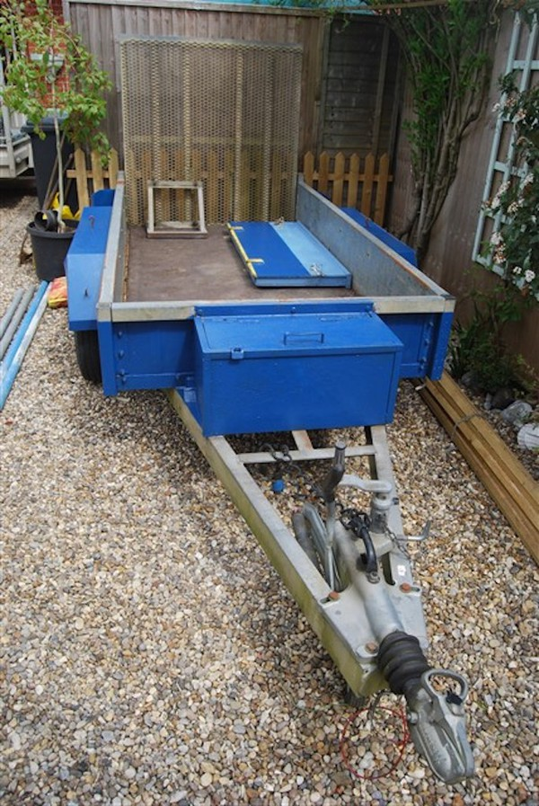 Used Plant Trailer