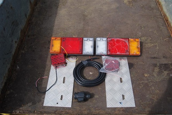 Buy Used Plant Trailer