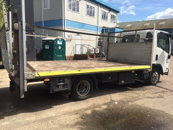 3.5T Flatbed truck for sale