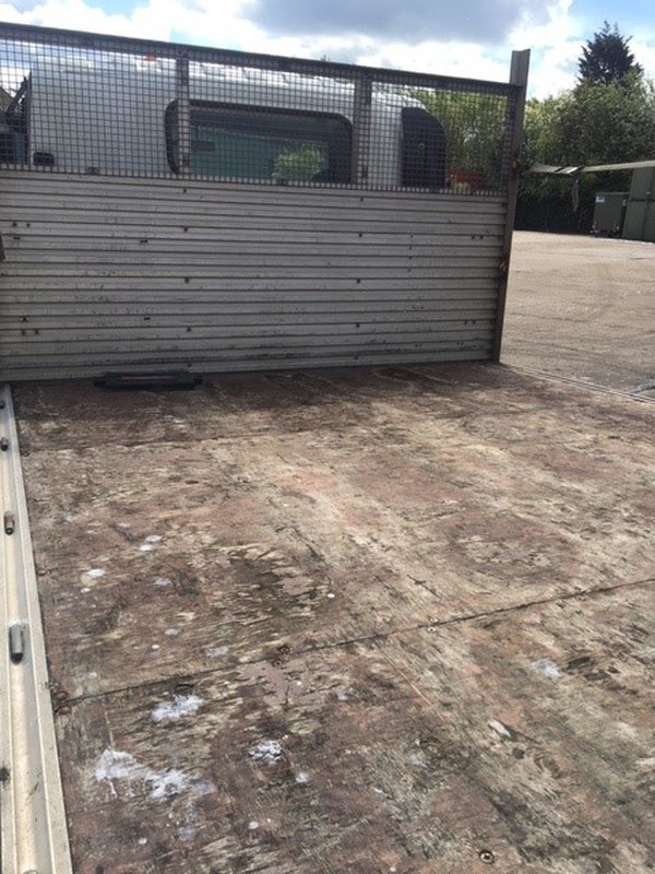 flat-bed 4.3m or 14Ft