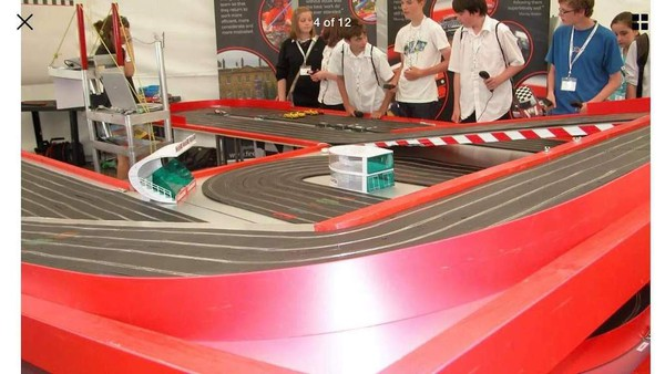 Large Scale Scalextric