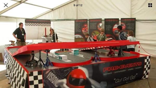 Scalextric Racing Event