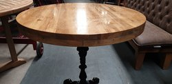 Cast iron tables for sale