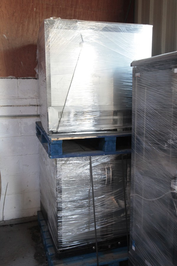Under counter beer fridge