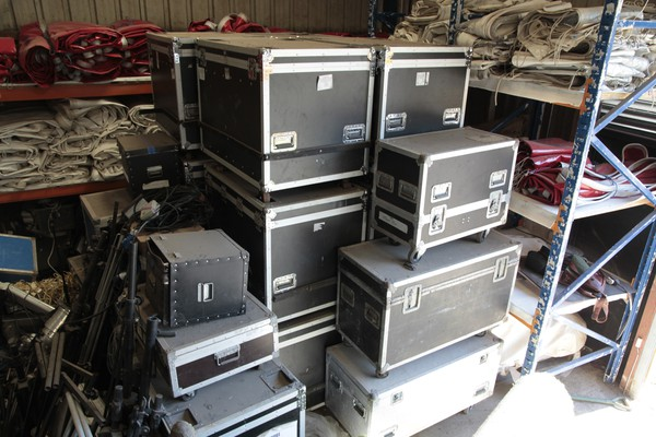 Used flight cases for sale