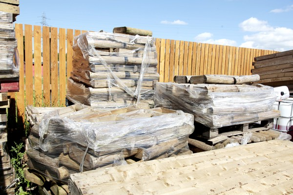 Flat pack rustic benches for sale