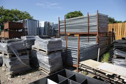 Heras Anti climb fencing for sale