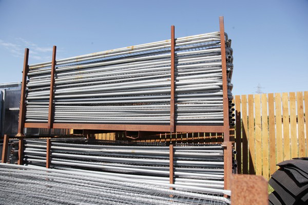 Site fencing for sale