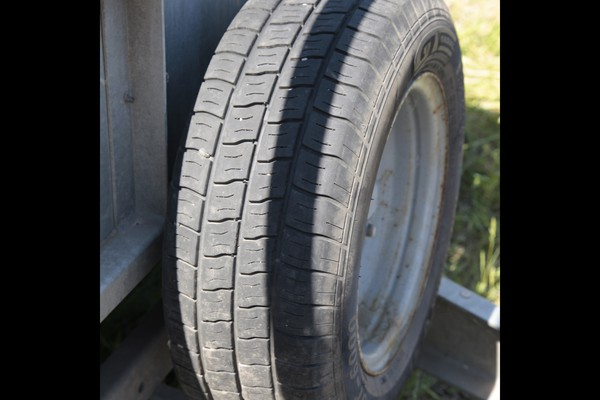 Ifor Williams trailer spare tyre