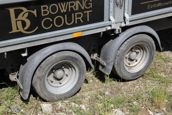 Ifor Williams trailer tyres
