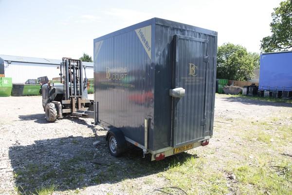 750 KG Fridge trailer for sale