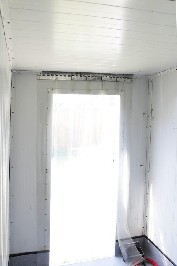 Used fridge trailer 750kg Light weight
