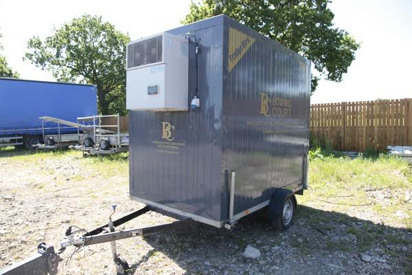Used fridge trailers for sale