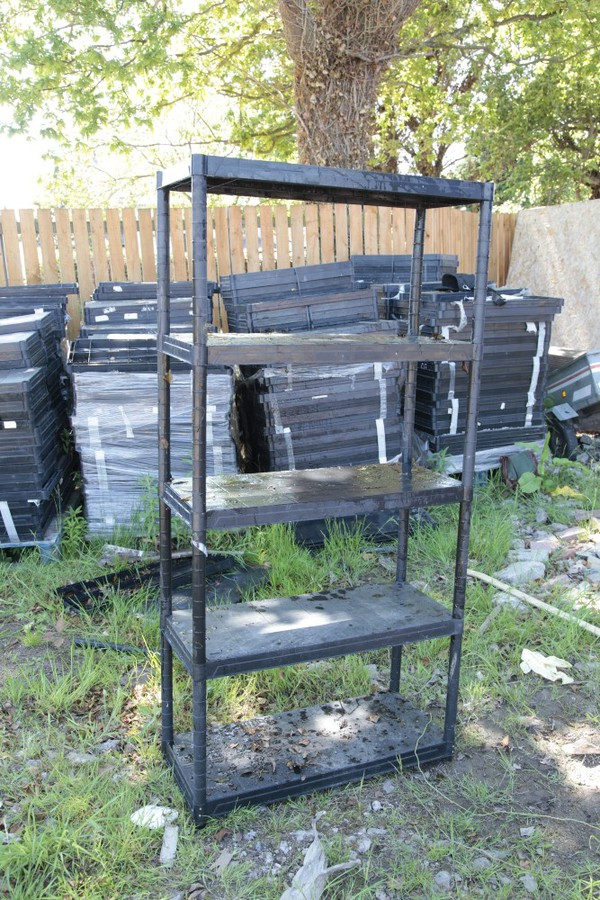 Free standing shelves for sale