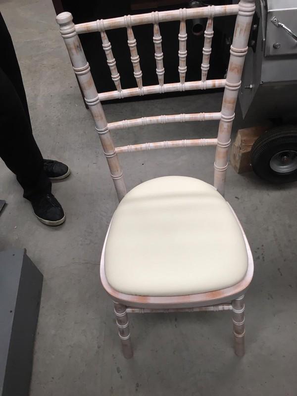 Limewash Chiavari Chairs