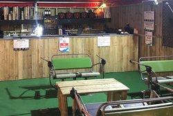 Ski cafe seating for sale