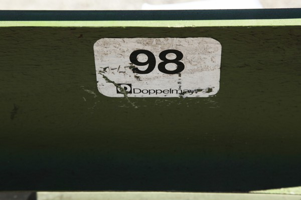 Doppelmayr chair lift chair number