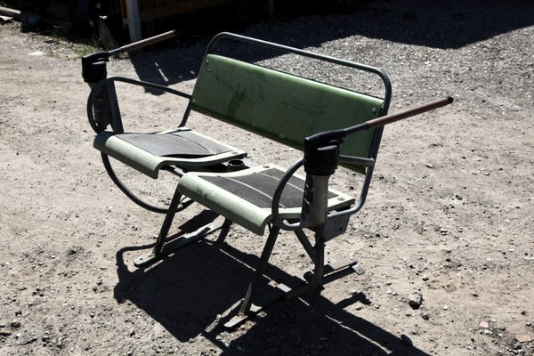Ski lift chairs for sale