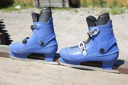 Used rental skates