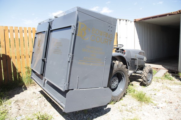 Olympia 500 Ice resurfacer for sale