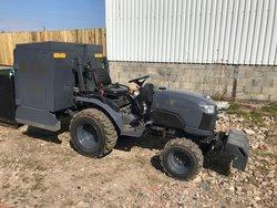 Olympia 500 with Kubota tractor resurfacing machine for sale