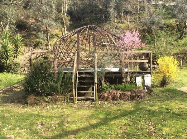Handcrafted Yurt