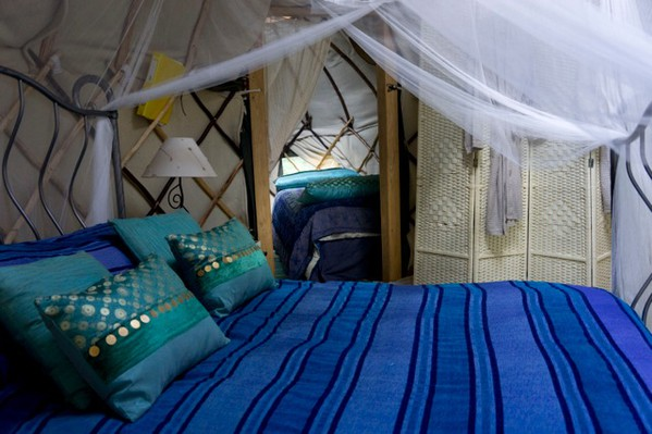 Handcrafted Yurt for sale