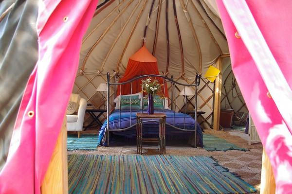 Buy Handcrafted Yurt