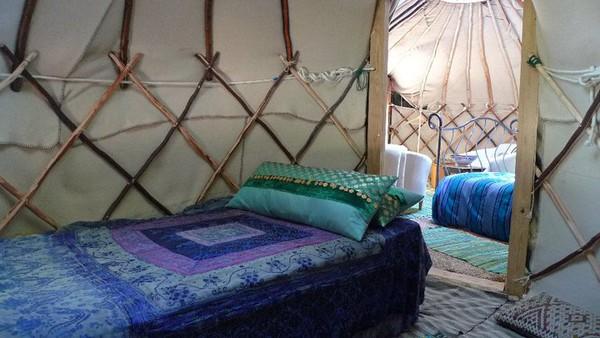 Second Hand Handcrafted Yurt