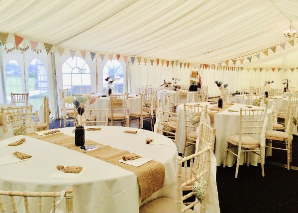 Secondhand Weatherill Brothers marquee for sale