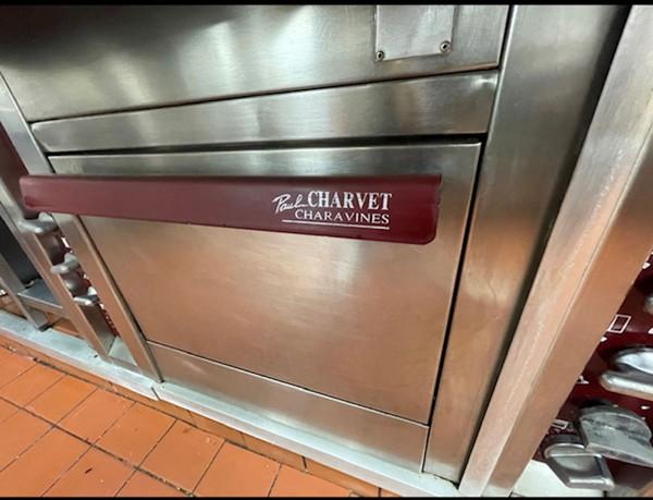 Professional Charvet Cooking Centre