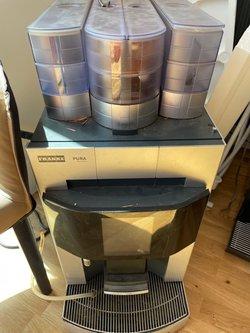 Franke Pura Bean to Cup Coffee Machine