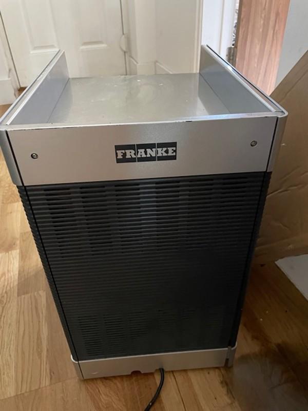 Buy Franke Pura Bean to Cup Coffee Machine