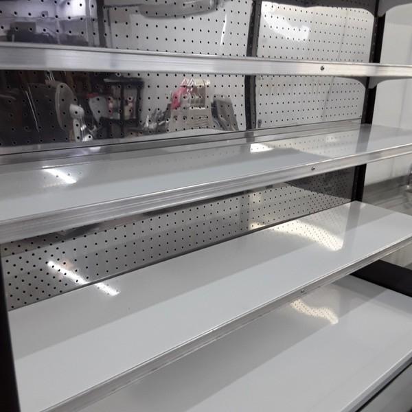 Cafe multi deck display fridge for sale