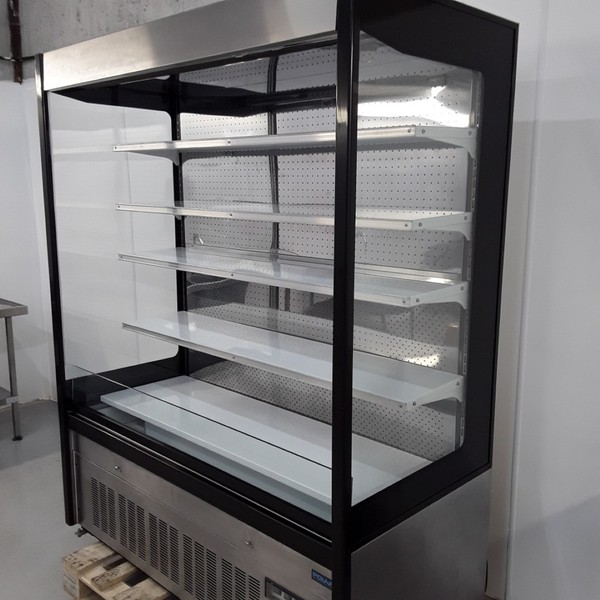 Shop display fridge Multi deck