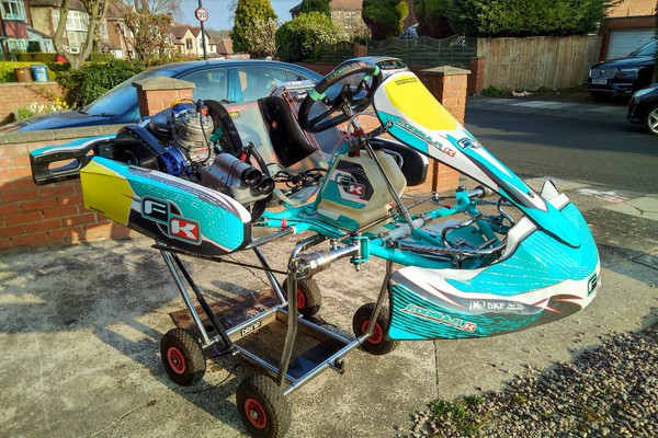 Formula Libre Open KF2 Kart