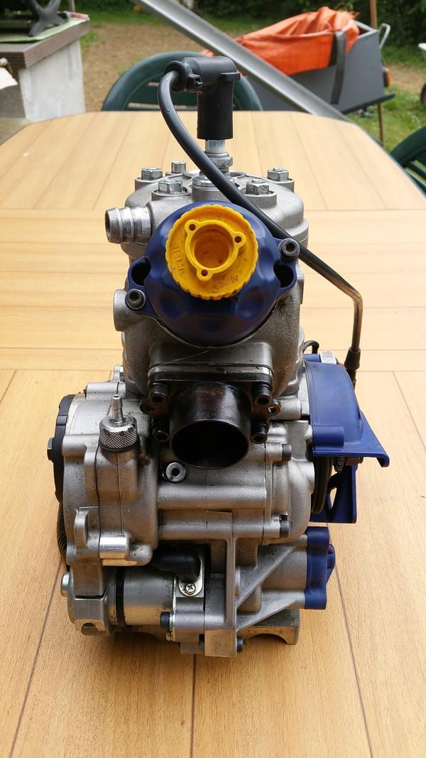 Engine IAME Parilla class KF2