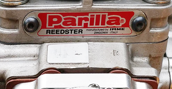 Parilla Reedster IAME Italy