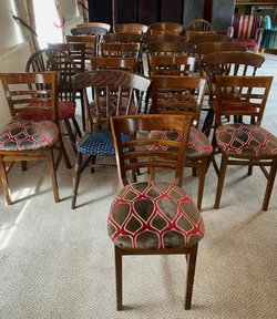 Used Mixed Dining Chairs