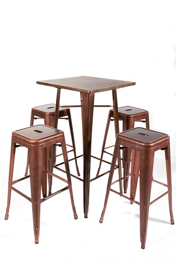 Stool and table sets