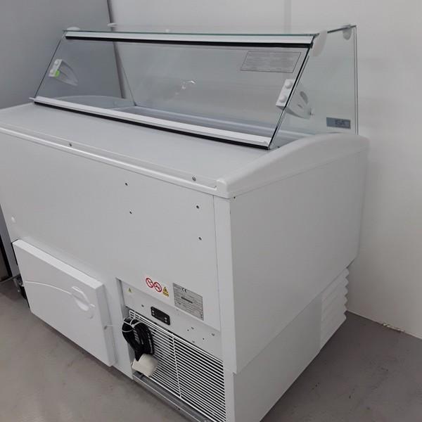 ISZ ice cream freezer