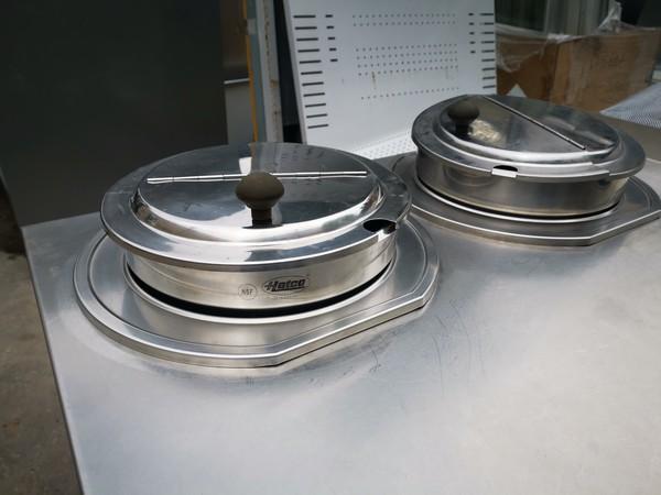 Hatco - Heat max soup kettle / bain marie