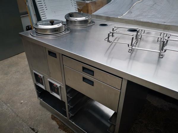 Heat Max soup kettle