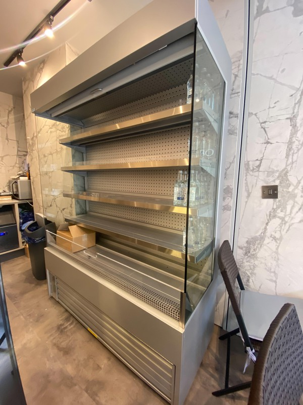 1.5m Multi deck fridge for sale