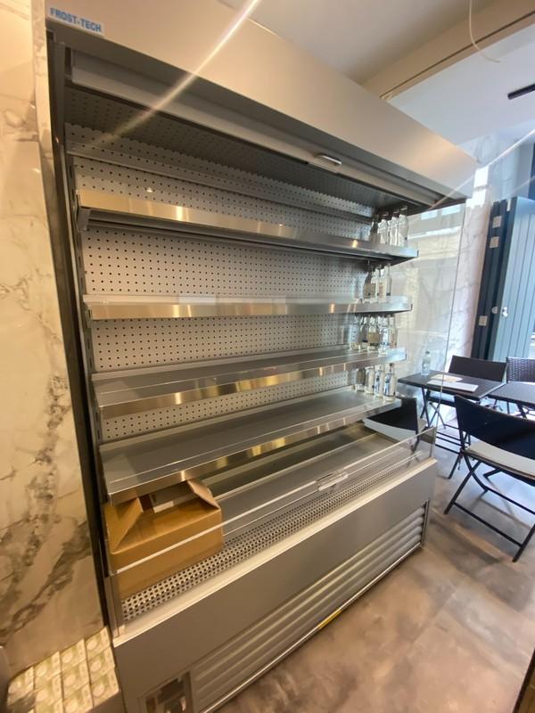 1.5m Multi deck shop fridge